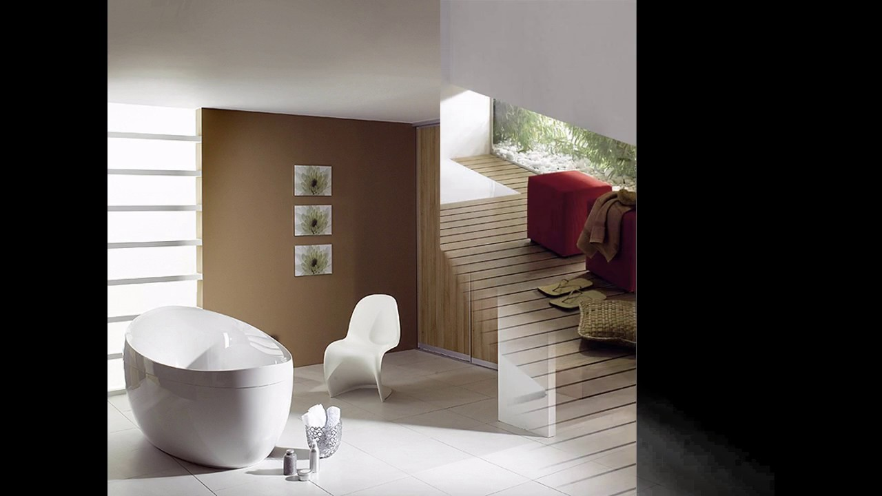 Moderne zeitgenössische badezimmer design ideen - YouTube