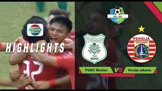 Download Video Goal Rohit Chand - PSMS Medan (0) vs Persija Jakarta (1) | Go-Jek Liga 1 bersama Bukalapak MP3 3GP MP4