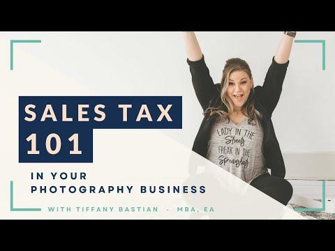 Sales Tax 101