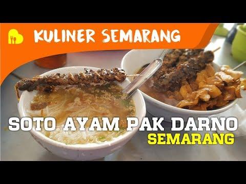 Kuliner Semarang : Soto Ayam Pak Darno