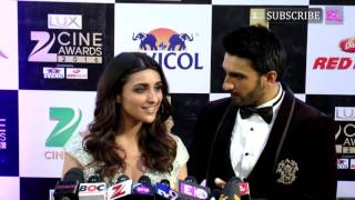 OMG! Ranveer Singh falls after hearing Parineeti Chopra