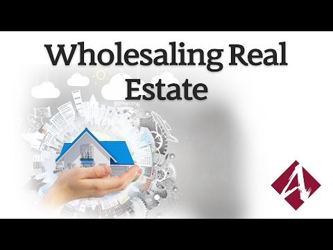 Wholesaling Real Estate Using A Wholesale Trust