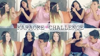 KARAOKE CHALLENGE con RAIZA & ALEXIS | Vale Bigotes