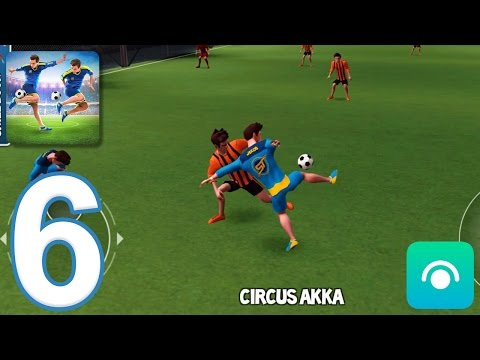 SkillTwins Football Game - Gameplay Walkthrough Part 6 - Levels 41-50 (iOS, Android)