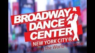 BDCニューヨーク校(Broadway Dance Center)紹介動画 thumbnail