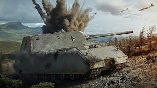 War Thunder MAUSSS CARALHO Ps4-Pro