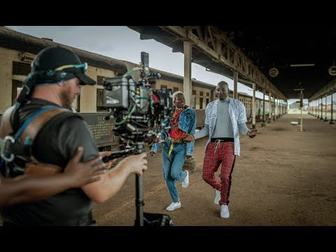 Sauti Sol - Short N Sweet ft Nyashinski (BTS)
