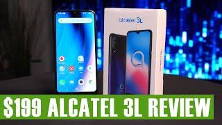Alcatel 3L Review & Photo Comparison