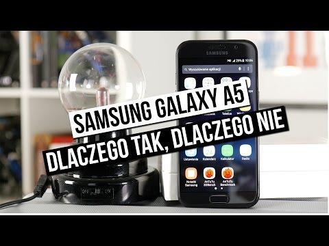 Samsung Galaxy A5 (2017): szybki test - dlaczego tak, dlaczego nie?