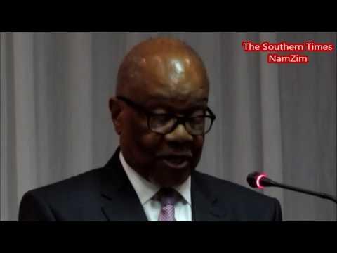 Swaziland's Prime Minister, Dr Barnabas Sibusiso