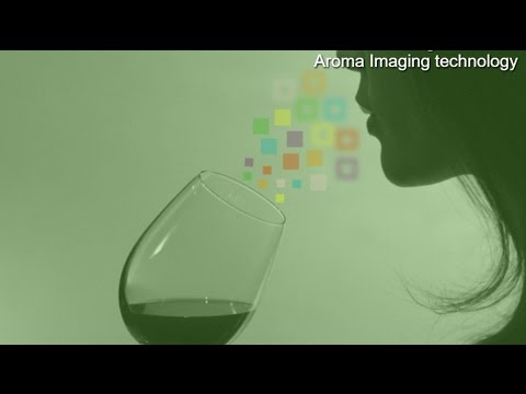 wine article Smell sensor for smartphones Aroma Bit Odor Imaging Sensor