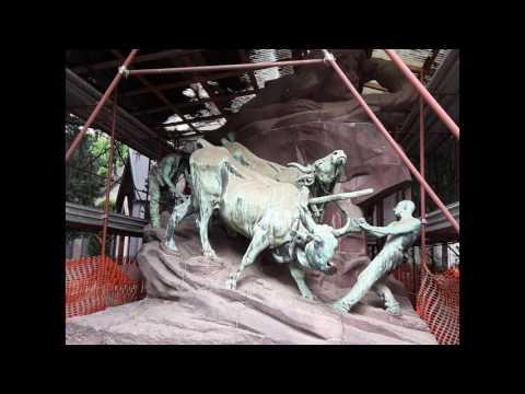 Tombe illustri del cimitero monumentale di Milano