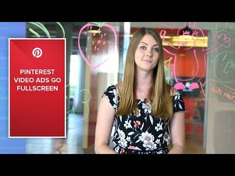 Pinterest Video Ads Go Fullscreen, Polls Are Now Available…