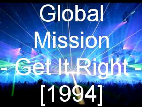 Global Mission - Get It Right