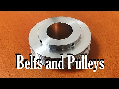 Mechanical Design:  Belts and Pulleys