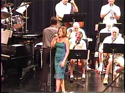It's Only A Paper Moon-Jessica Mashburn-The Sandhills Community College Jazz Band