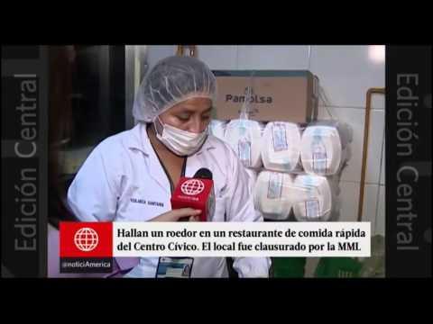 América Noticias - Edición Central - Jueves 11-05-2017