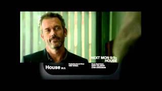 """Доктор Хаус. 8 сезон. 8 серия """"Perils of Paranoia"""" (Русское промо)"""