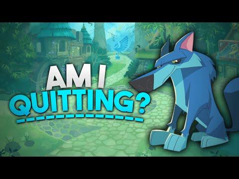 AM I QUITTING ANIMAL JAM?!