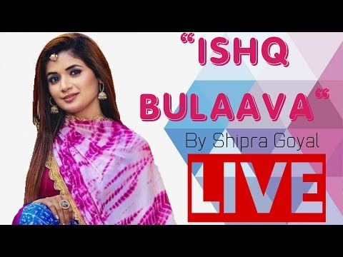 SHIPRA GOYAL Live (Ishq Bulaava ) in wedding event By Envogue plus