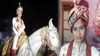 Omg! Bride Ride Horse To Lead Baraat To Her Grooms House In Rajasthan