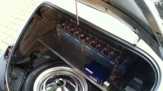 Electric 1960 German car