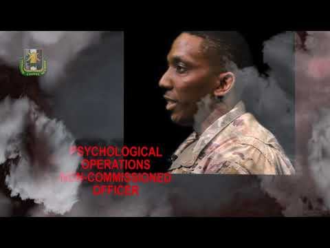 Psychological Operations- USASOC