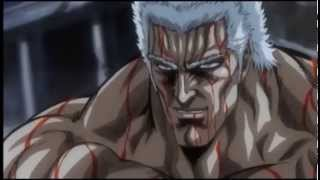ケンシロウvsラオウ '80年代(本家)声優版 決戦 (Hokuto no Ken) Fist of the North Star (Kenshiro vs Raoh) TV voice over thumbnail