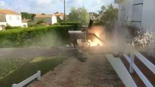 Ligne électrique Marennes
