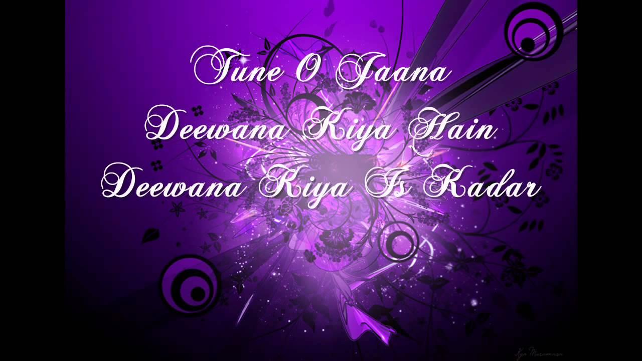 Kyon ki itna pyar tumko lyrics unplugged | vicky singh.