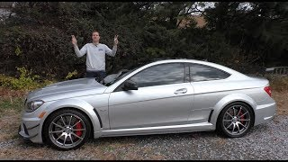 Download The Mercedes C63 AMG Black Series Is the $125,000 Ultimate C-Class Mp3 and Videos