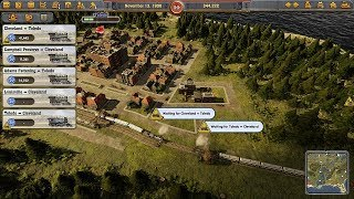 Railway Empire Gameplay Review