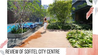 Fun Staycation Ideas in Singapore Sofitel City Centre Review
