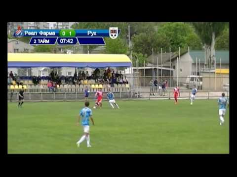 vinnikiplus: «Реал Фарма» - «Рух» 1:1 (голи)