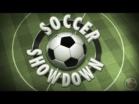 Soccer down 2015  iPhoneiPod TouchiPad  Gameplay