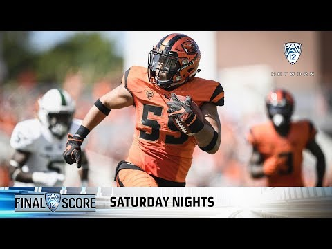 Recap: Oregon State football survives Portland State with late surge