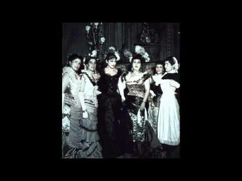 E strano...E strano...Folie! Follie! Sempre libera 1958 Lisboa Radio Portuguesa Master Maria Callas