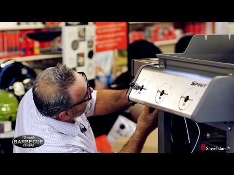 Weber® Spirit® Original & Weber® Spirit® Classic BBQ: How To Build