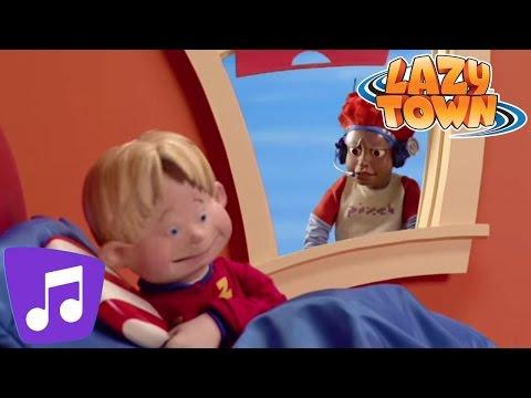 LazyTown | Wake Up Music Video