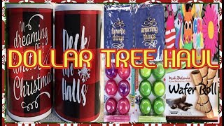 EXCITING DOLLAR TREE HAUL   WITH ALL NEW NEVER SEEN BEFORE ITEMS   MUST SEE   OCTOBER 20 2019