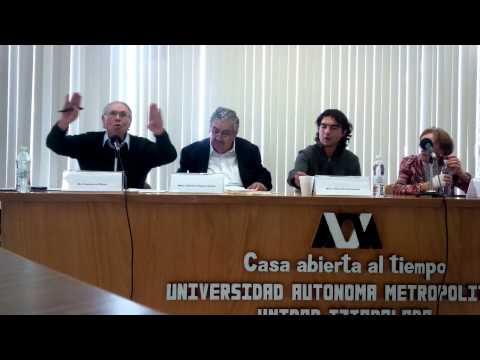"""Diálogo filosófico: """"Filosofía en el México contemporáneo; retos y perspectivas""""."""