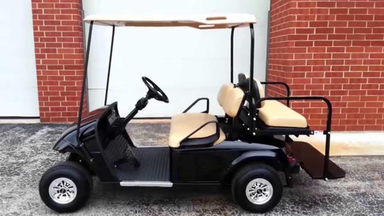 EZGO PDS Golf Cart, New Black OEM , Street Legal Lights ... Ezgo Golf Cart Street Legal on custom golf carts street legal, golf car street legal, gem golf carts street legal, gas golf carts street legal,