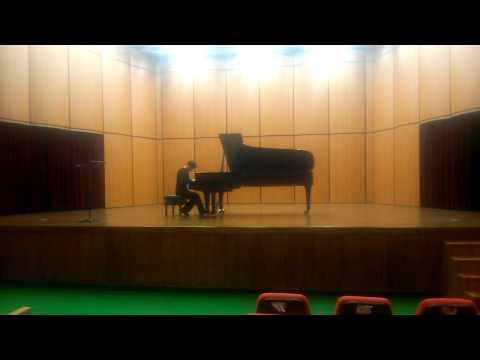 L.Gottschalk - Paraphrase de concert Op.48 'Union'