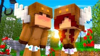 Minecraft Daycare - MY FIRST KISS MINECRAFT ROLEPLAY