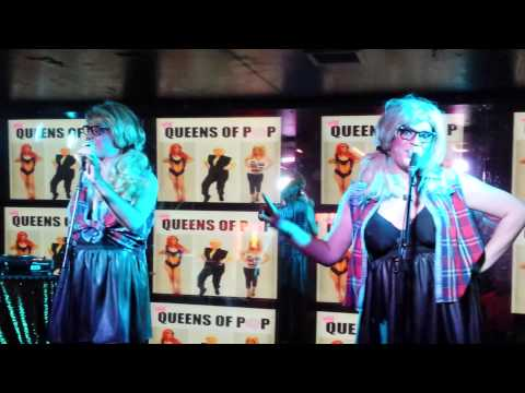 Queens of Pop - Taylor Swift Parody (Live At The Electric Circus Edinburgh 23.08.13)