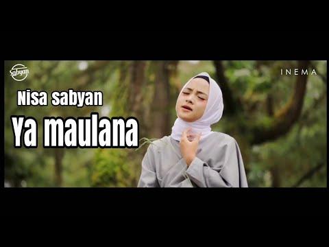 #nisasabyan-#sabyangambus-#yamaulana-ya-maulana- -sabyan-gambus