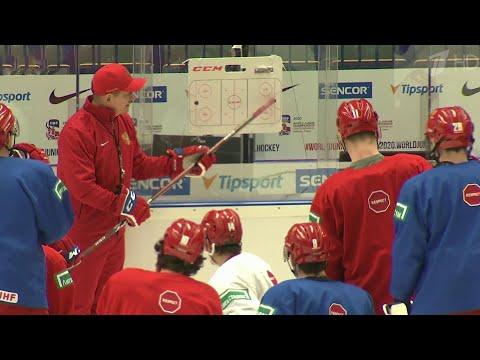 Сборная России по хоккею сыграет с канадцами за золото Молодежного чемпионата мира.