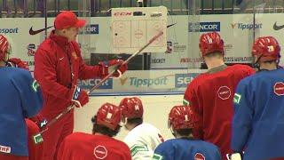 Сборная России по хоккею сыграет с канадцами за золото Молодежного чемпионата мира