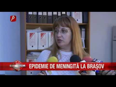 EPIDEMIE DE MENINGITĂ LA BRAŞOV