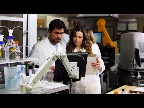 The Future of Medicine – Sanford-Burnham Medical Research Institute